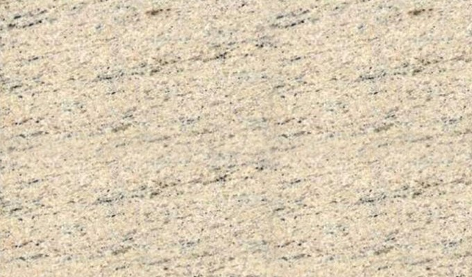 Raw Silk Ivory / White Granite