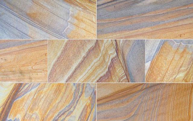 Rainbow Sandstone Cobbles
