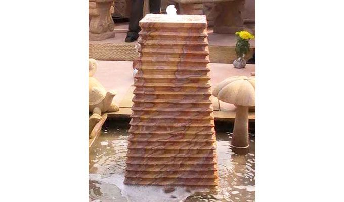 Sand Stone Proud Fountain